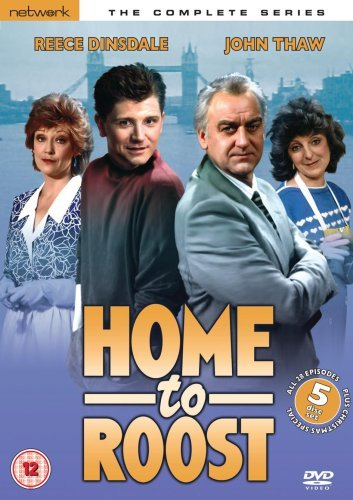 Home to Roost - Complete Series - 5-DVD Box Set [ NON-USA FORMAT, PAL, Reg.2 Import - United Kingdom ] by John Thaw