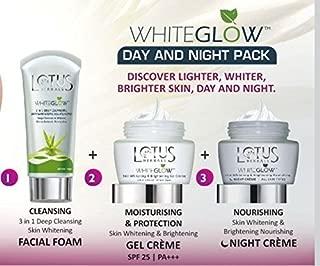 Lotus Herbals White Glow Day and Night Pack