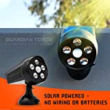 Photo #4: Guardian Torch Reviews 120° Solar Powered Motion Lights Water Resistant