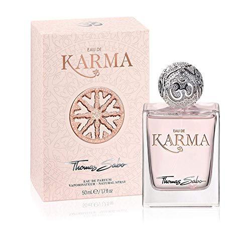 Thomas Sabo: Eau de Karma Eau de Parfum for her: Thomas Sabo: Groesse: Eau de Karma Eau de Parfum 50 ml (50 ml)