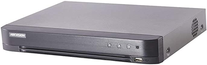 DVR T HD 4.0 Hikvision DS-7208HQHI-K1 3MP 8 Canais HD/AHD/ Analogico