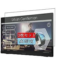 3枚 Sukix フィルム 、 Planar Helium PCT2235 Touch Screen 22インチ ディスプレイ モニター 向けの 液晶保護フィルム 保護フィルム シート シール(非 ガラスフィルム 強化ガラス ガラス ) new version