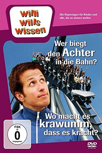 Willi will's wissen: Wo macht es krawumm?/Wer biegt Achter in die Bahn?