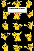 Best pokemon composition notebook Reviews