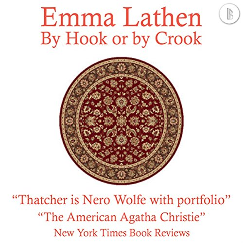 By Hook or by Crook audiobook cover art
