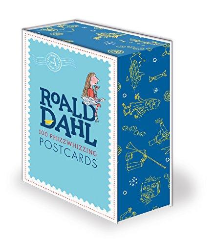 Roald Dahl 100 Phizz-Whizzing Postcards