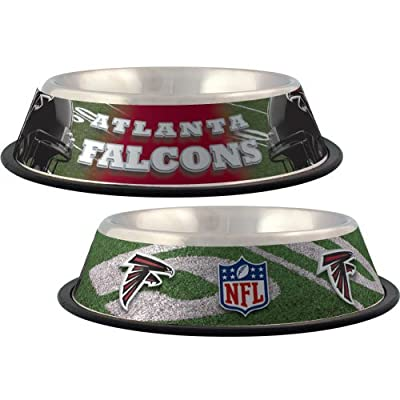 Atlanta Falcons NFL Team Dog Bowl