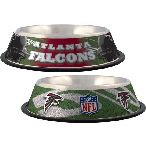 Atlanta Falcons NFL Dog Bowl