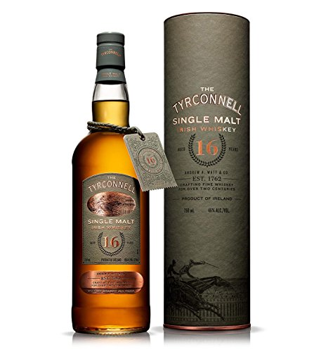 The Tyrconnell Whiskey Irlandese di Malto Singolo - 700 ml