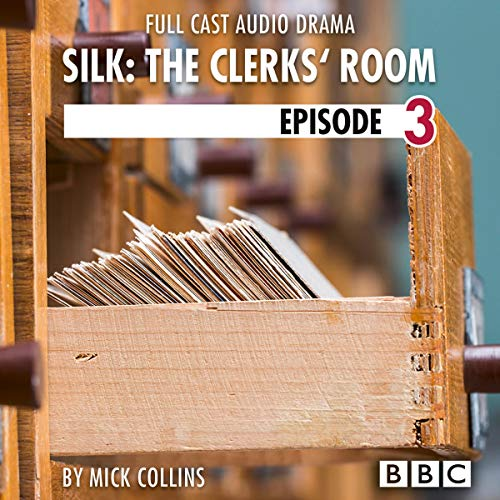 Silk - The Clerks' Room 3 audiobook cover art