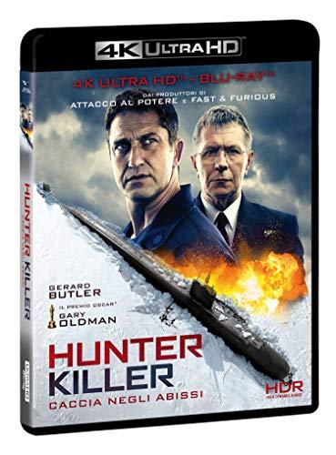 Hunter Killer - Caccia Negli Abissi (Blu-Ray 4K+Blu-Ray) [Italia] [Blu-ray]