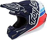 Troy Lee Designs SE4 Silhouette Team MIPS - Casco de motocross