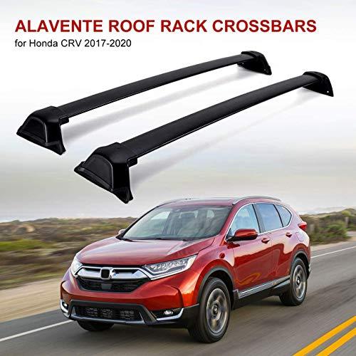 Alavente Roof Rack Crossbars For Honda Crv 2017 2018 2019 2020 Roof Rack Top Cross Bars Fit Honda Cr V Luggage Roof Side Racks W Roof Rails Buy Online In China Alavente