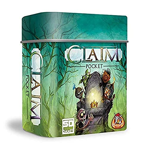 Claim Pocket 1 (Juego de Cartas)