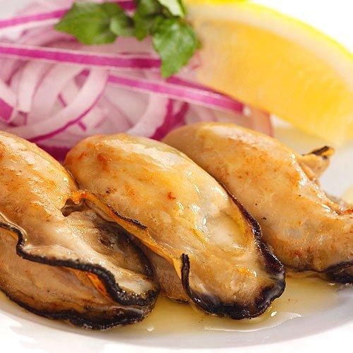 ギフト おのみち発 広島県産(業務用)冷凍牡蠣(かき)むき身 特大1kg×3袋 魚介類 鍋セット
