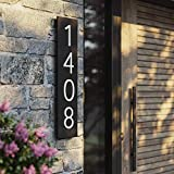 House Numbers   Vertical and Horizontal mode   House address plaques   Gift for new house   Address sign   Modern house numbers   custom address sign   housewarming gift   Address plaque sign