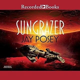 Sungrazer audiobook cover art