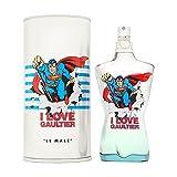 Jean Paul Gaultier Le Male, eau fraîche Superman Edition Eau de Toilette en vaporisateur, 1er Pack (1x 125ml)