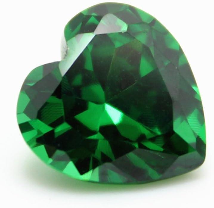 Teardrop Stone Setting Stone EM-60003 Loose Stones Faceted Stone 5 Cts Lot Oval Emerald Gemstones Pear Gemstones Mix Shape Stones