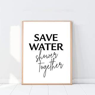 Save Water, Printable Art - 8