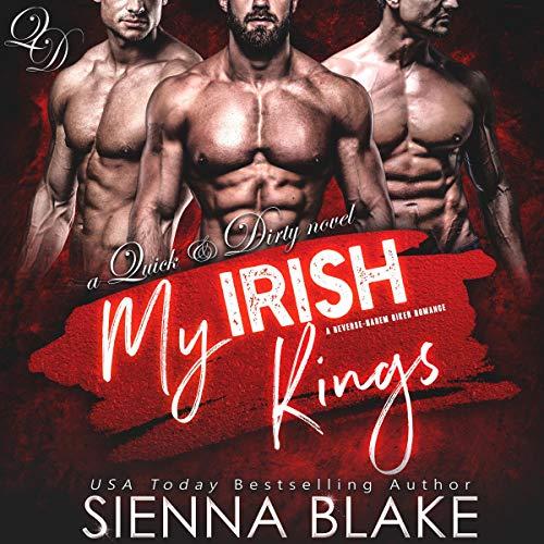 My Irish Kings  By  cover art