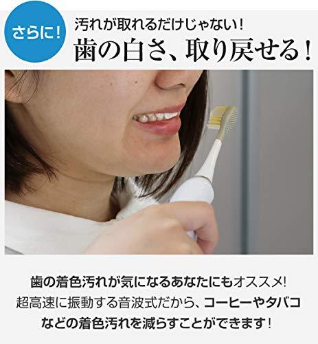 Qurra(クルラ)『電動歯ブラシ音波式BasicFITONE』
