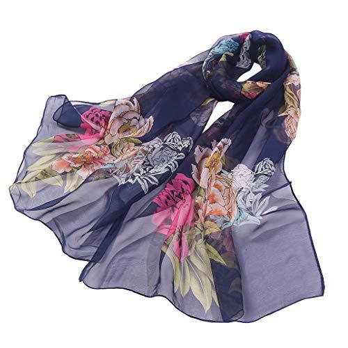 Snakell Damen Schal Stola Halstuch Tuch aus Polyester für Frühling Sommer Ganzjährig Unifarbe Unisex Sommer Fransen-schal Damen Garn Schal Wrap Schal Stola Pashmina Schals