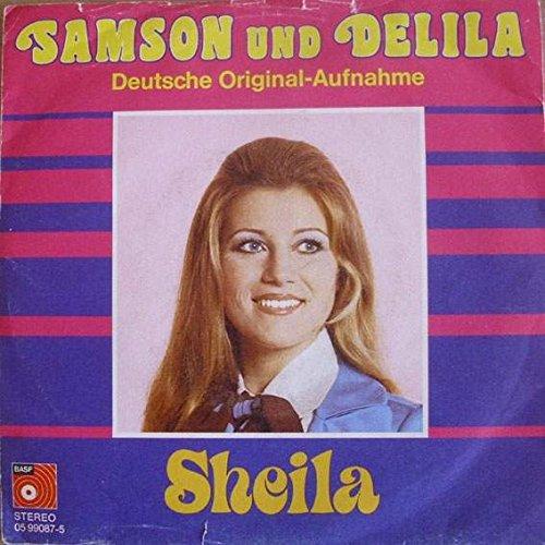 Sheila - Samson & Delila / Blancs, Jaunes, Rouge, Noirs - BASF - 05 99087-5