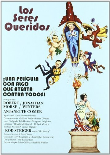 The Loved One ( The Loved 1 ) [ NON-USA FORMAT, PAL, Reg.0 Import - Spain ] by Dana Andrews