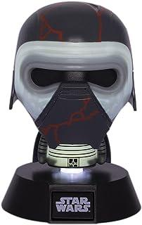 Paladone PP6292SWN Kylo REN Icon Light   Colección Oficial de Star Wars   Ideal para Dormitorios de Niños, Oficina y Hogar...