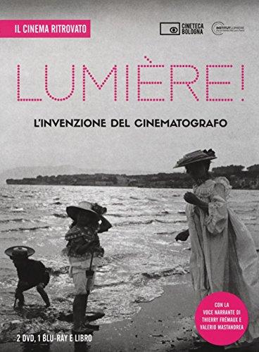 Lumière! L'invenzione del cinematografo. 2 DVD. Con libro
