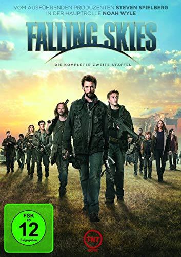 Falling Skies - Die komplette zweite Staffel [3 DVDs]