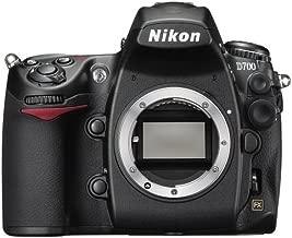 Nikon D700 12.1MP FX-Format CMOS Digital SLR Camera with 3.0-Inch LCD (Body Only) - International Version (No Warranty)