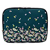 Yumbox Poche - Insulated Slim Sleeve Lunch Box (Woodland Paisley)