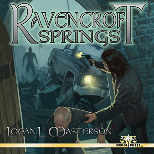 Ravencroft Springs audiobook cover art