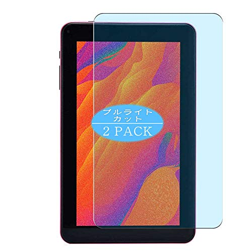 Vaxson Protector de pantalla antiluz azul, compatible con Haehne MY-PC-YJ901 9 pulgadas, protector de pantalla de bloqueo de luz azul [no vidrio templado]