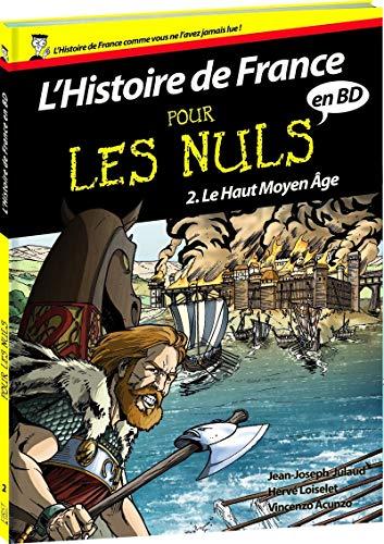 L'Histoire de France pour les Nuls - BD Tome 2