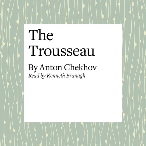 The Trousseau audiobook cover art