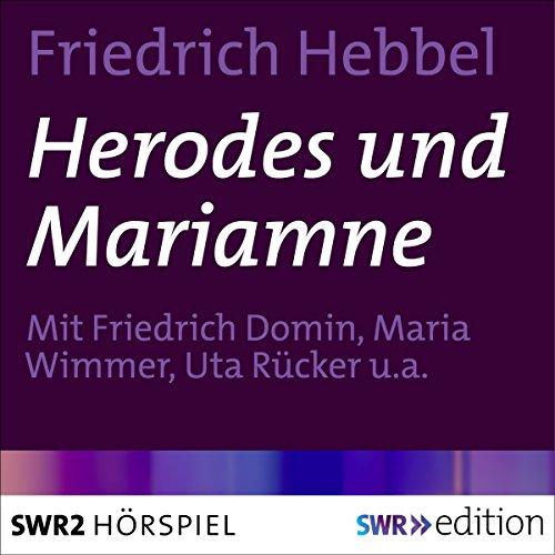 Herodes und Mariamne Titelbild