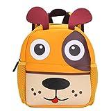 SMARTLADY Bolsa Escuela Bolso Escolar Dibujos Animados Infantil Viaje Mochila para Guardería Primaria Niño Niña (Perro)