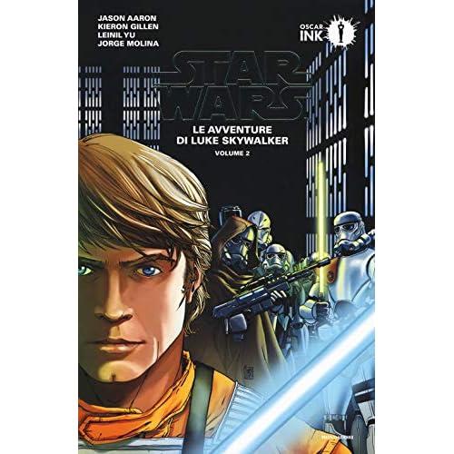 Le avventure di Luke Skywalker. Star Wars (Vol. 2)