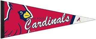 WinCraft MLB 85441013 St. Louis Cardinals Premium Pennant, 12