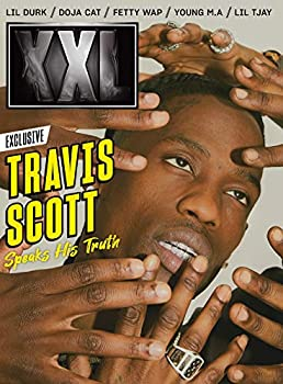 XXL Magazine Winter 2019 Travis Scott cover
