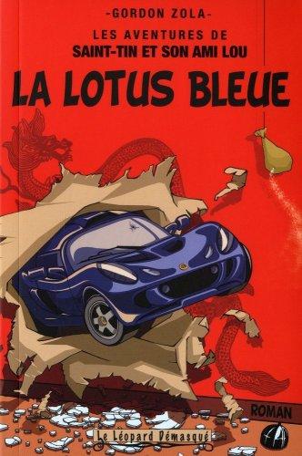 La lotus bleue