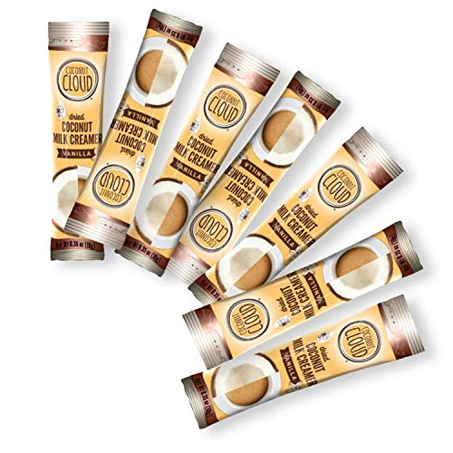Coconut Cloud: Dairy Free Vegan Coffee Creamer | Vanilla Flavor + MCT...