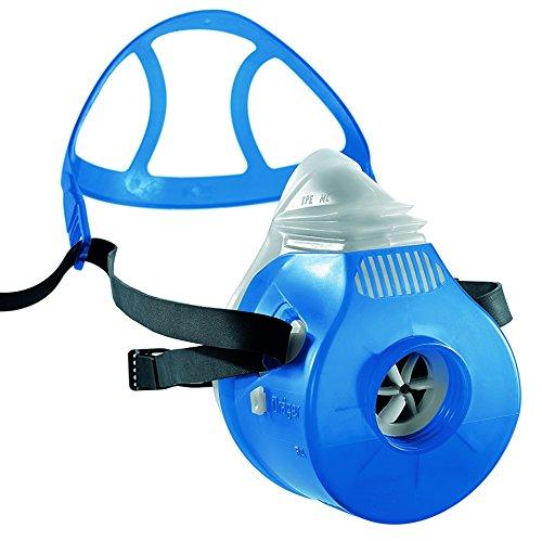 Dräger X-plore 4740 Halbmaske aus TPE | Universalgröße | Mehrweg Atemschutz-Maske für den Einsatz mit wechselbaren Rd40 Gewinde-Filtern
