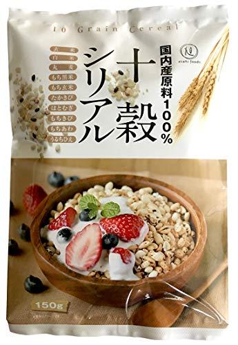 旭食品 十穀シリアル 150g [0022]