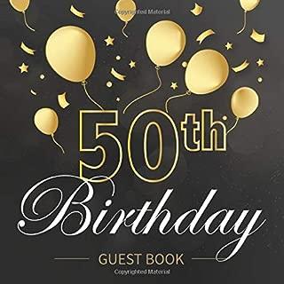 scrapbooking 50th birthday
