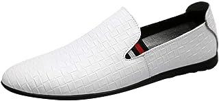 MerryDate Hommes Bateau Bouche Peu Profonde Chaussures de Villes Casual d'affaires - Mocassins Business Chaussures/Loafers...
