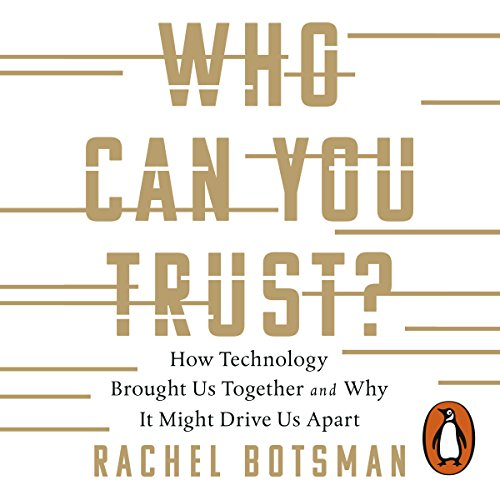 Who Can You Trust? cover art